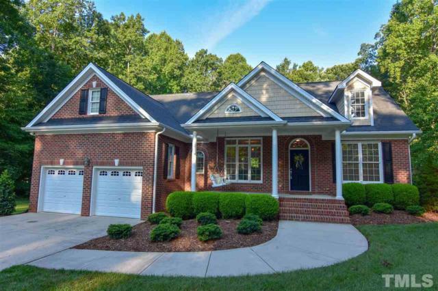 424 N Old Lantern Road, Timberlake, NC 27583 (#2208908) :: Raleigh Cary Realty