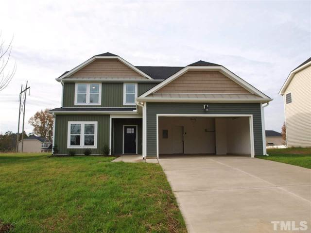 412 Deer Grove Trail Lexington, Wendell, NC 27591 (#2208916) :: The Perry Group