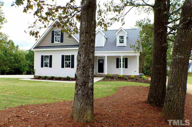 250 Dell Meadows Place, Four Oaks, NC 27524 (#2208995) :: The Jim Allen Group