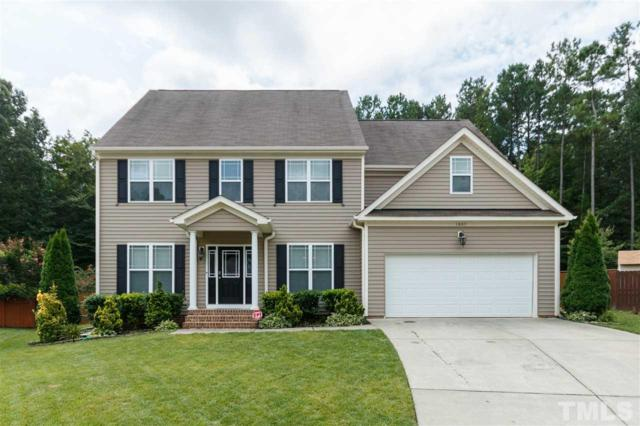 1005 Chamberwell Avenue, Wake Forest, NC 27587 (#2209110) :: The Abshure Realty Group