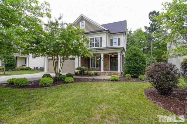 308 Wanderview Lane, Holly Springs, NC 27540 (#2209388) :: The Abshure Realty Group
