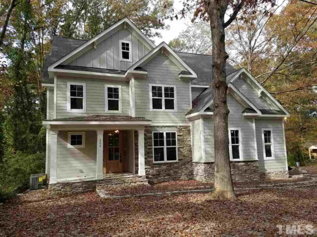 202 Clay Street, Cary, NC 27511 (#2209442) :: The Perry Group