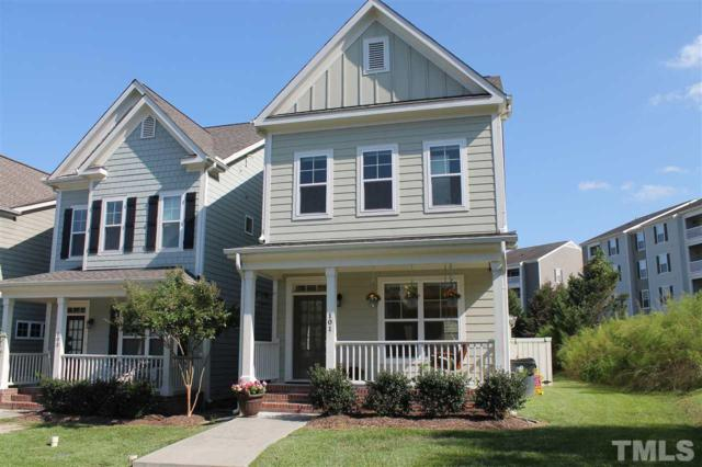 101 Windy Creek Lane, Apex, NC 27502 (#2209566) :: The Abshure Realty Group