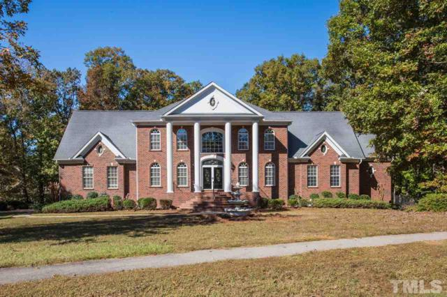 5004 Kingpost Drive, Fuquay Varina, NC 27526 (#2209657) :: The Perry Group