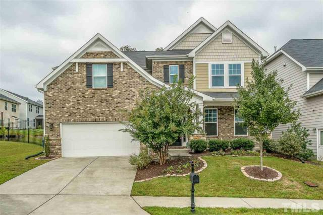 109 Longview Trail, Durham, NC 27703 (#2209865) :: The Perry Group