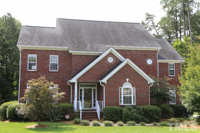 536 Sherrybrook Drive, Raleigh, NC 27610 (#2210054) :: The Perry Group