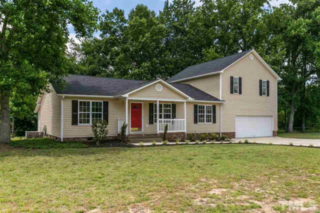 104 Greg Street, Four Oaks, NC 27524 (#2210061) :: The Abshure Realty Group