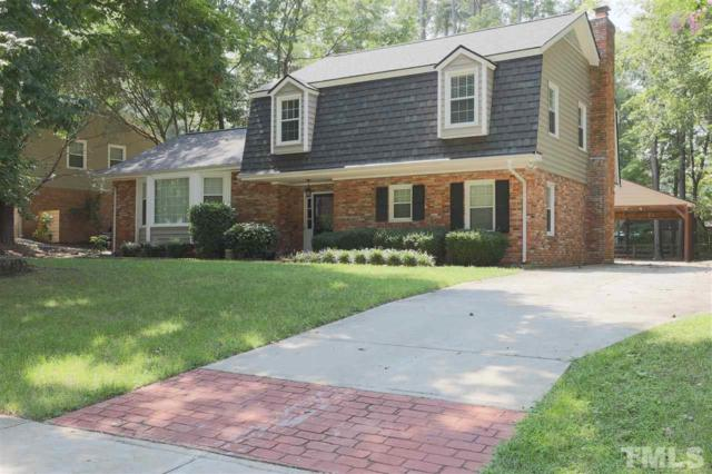 1016 Cedarhurst Drive, Raleigh, NC 27609 (#2210134) :: The Jim Allen Group