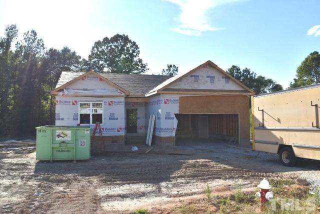 49 Eagle Swoop Street, Zebulon, NC 27597 (#2210232) :: The Jim Allen Group