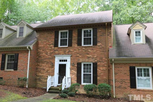 608 Weathergreen Drive, Raleigh, NC 27615 (#2210272) :: The Abshure Realty Group