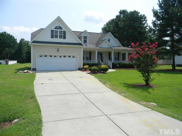 160 Boulder Drive, Clayton, NC 27520 (#2210301) :: Raleigh Cary Realty