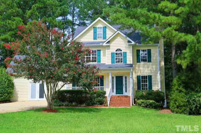 1225 Delham Road, Knightdale, NC 27545 (#2210478) :: The Perry Group