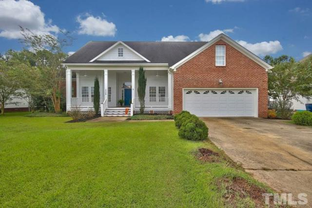 228 Bayhill Drive, Smithfield, NC 27577 (#2210822) :: The Perry Group