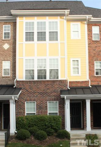220 Dove Cottage Lane, Cary, NC 27519 (#2210865) :: Rachel Kendall Team