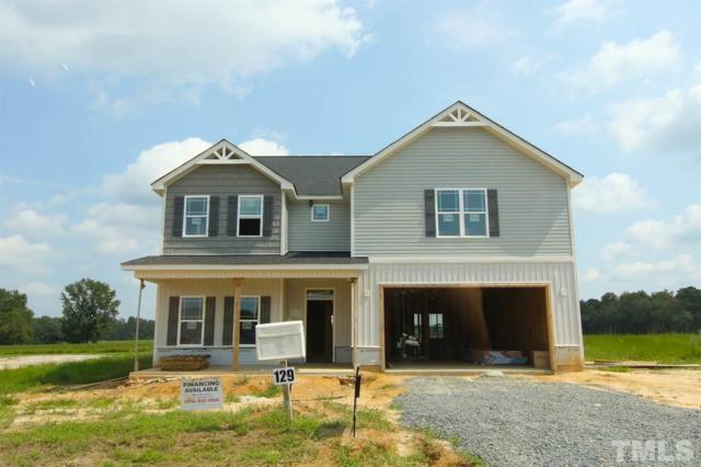 421 Planters Ridge Drive, Pikeville, NC 27863 (#2210912) :: The Abshure Realty Group