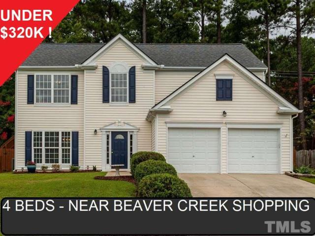 102 Bergen Avenue, Apex, NC 27502 (#2210968) :: The Abshure Realty Group
