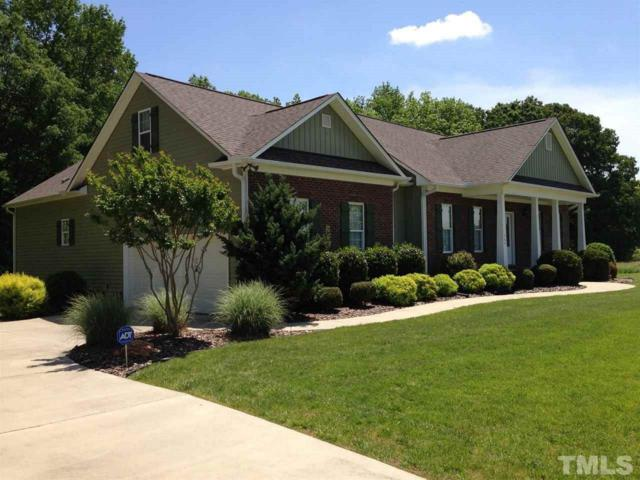 286 River Ridge Lane, Timberlake, NC 27583 (MLS #2211200) :: The Oceanaire Realty