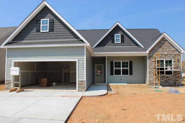 22 Meadowrue Lane, Youngsville, NC 27596 (#2211208) :: Rachel Kendall Team