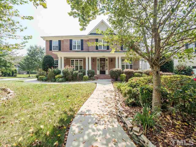 201 Meadowcrest Place, Holly Springs, NC 27540 (#2211263) :: Raleigh Cary Realty