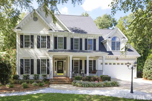 5821 Brushy Meadows Drive, Fuquay Varina, NC 27526 (#2211295) :: The Abshure Realty Group