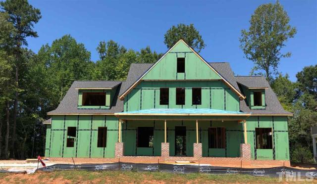 1208 Reservoir View Lane Lt37, Wake Forest, NC 27587 (#2211393) :: The Abshure Realty Group