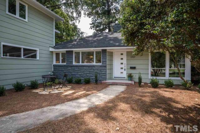 1707 Sutton Drive, Raleigh, NC 27605 (#2211559) :: The Abshure Realty Group