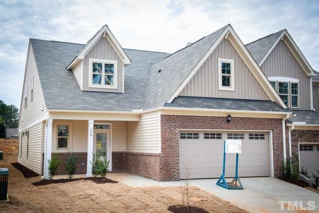 558 Brunello Drive #62, Wake Forest, NC 27587 (#2211578) :: Raleigh Cary Realty