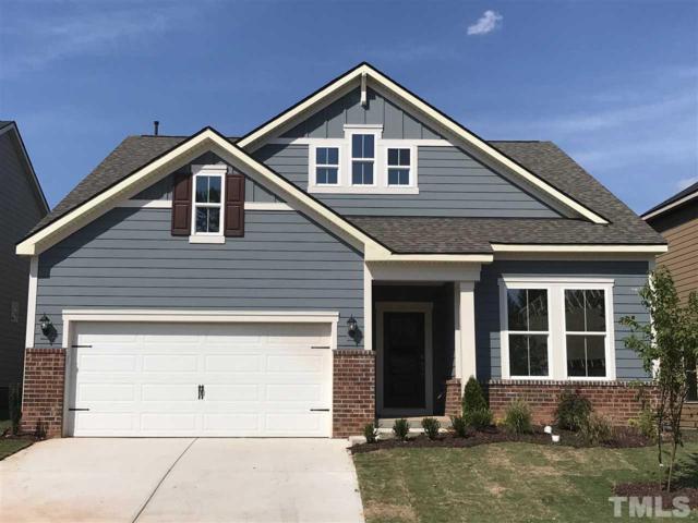 819 Atticus Way Lot 331, Durham, NC 27703 (#2211683) :: Rachel Kendall Team