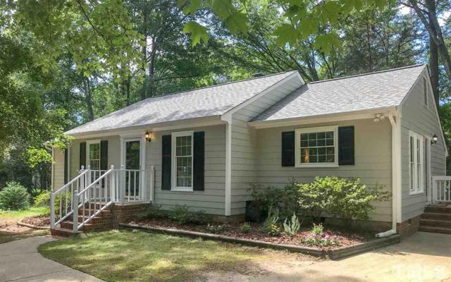 8 Steeple Chase Court, Durham, NC 27713 (#2211688) :: The Abshure Realty Group