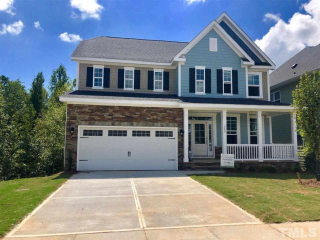 2271 Chattering Lory Lane Lot 26, Apex, NC 27502 (#2211694) :: The Abshure Realty Group