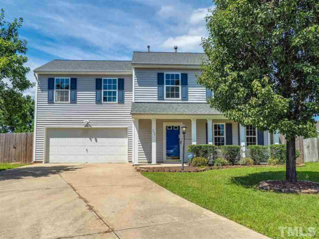304 Taylor Glen Drive, Morrisville, NC 27560 (#2211955) :: The Perry Group