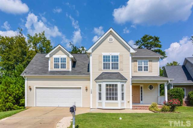 108 Bettsbury Lane, Holly Springs, NC 27540 (#2212216) :: The Abshure Realty Group
