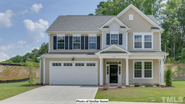 481 Ballast Point, Clayton, NC 27520 (#2212317) :: The Perry Group