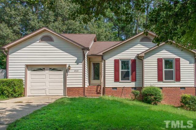 1712 Woodland Road, Garner, NC 27529 (#2212318) :: The Jim Allen Group