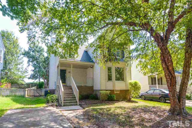 1716 Sagamore Court, Raleigh, NC 27604 (#2212622) :: The Jim Allen Group