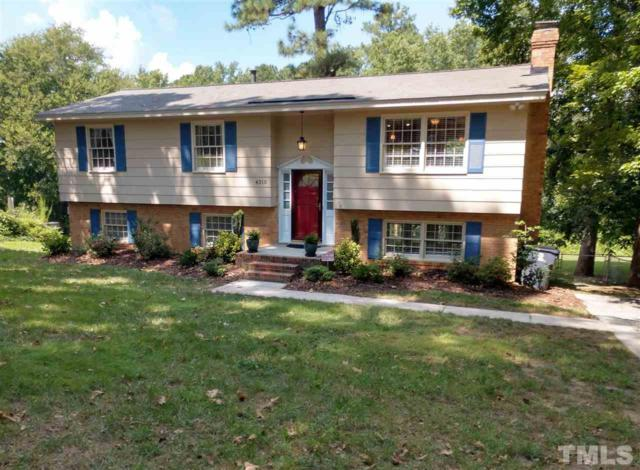 4315 Wedgewood Drive, Raleigh, NC 27604 (#2212627) :: Raleigh Cary Realty