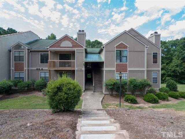 3702 Chimney Ridge Place #103, Durham, NC 27713 (#2212785) :: The Abshure Realty Group