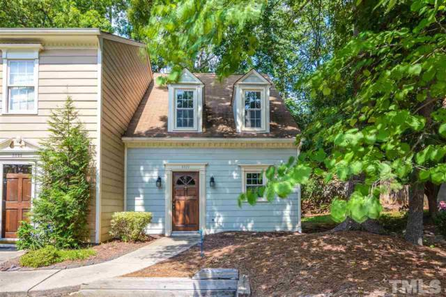 5520 Forest Oaks Drive, Raleigh, NC 27609 (#2212845) :: The Abshure Realty Group
