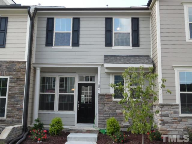 1804 Shady Oaks Drive, Wendell, NC 27591 (#2213051) :: The Abshure Realty Group