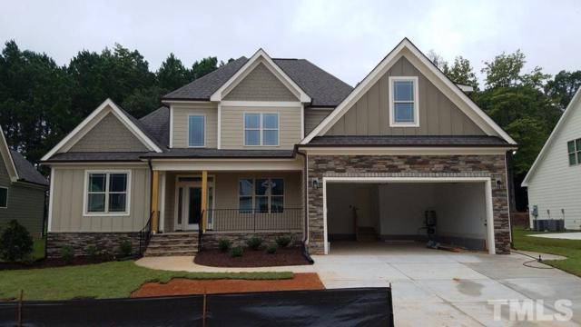 144 Plantation Drive, Youngsville, NC 27596 (#2213177) :: Rachel Kendall Team
