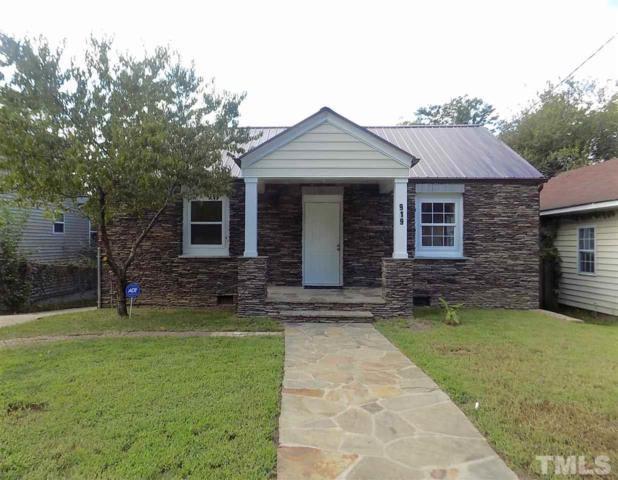 919 Chester Street, Durham, NC 27701 (#2213341) :: Raleigh Cary Realty