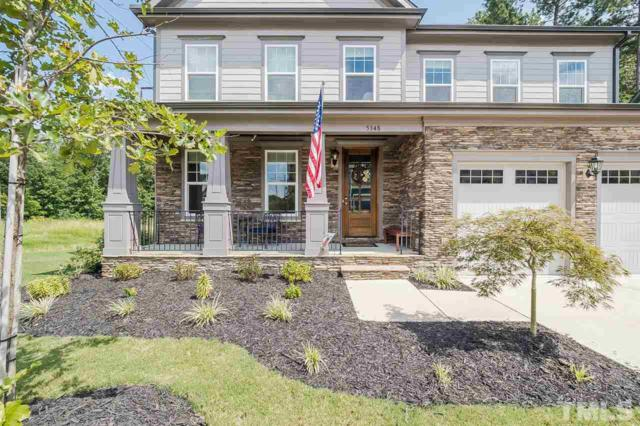 5348 Cypress Lane, Raleigh, NC 27609 (#2213387) :: Raleigh Cary Realty