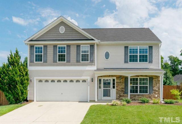 1428 Sexton Ridge Drive, Fuquay Varina, NC 27526 (#2213543) :: Raleigh Cary Realty