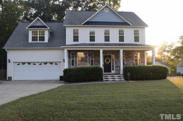 267 Brady Drive, Clayton, NC 27520 (#2213771) :: The Perry Group
