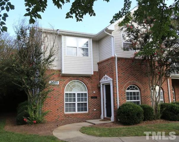 2011 Rivergate Road #101, Raleigh, NC 27614 (#2213827) :: The Abshure Realty Group