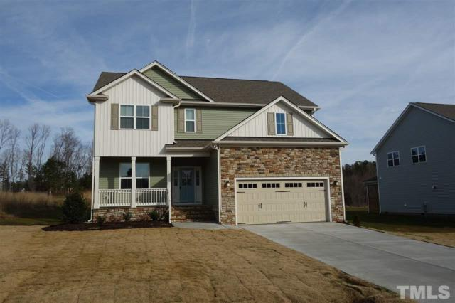 70 Mims Drive, Youngsville, NC 27596 (#2213899) :: The Jim Allen Group