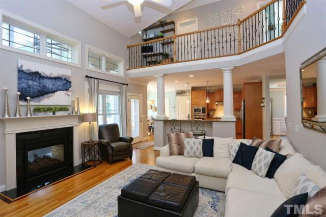 12031 Wicker Drive, Chapel Hill, NC 27517 (#2213945) :: The Abshure Realty Group