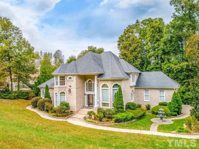 3505 Sparrowwood Drive, Wake Forest, NC 27587 (#2213985) :: The Perry Group