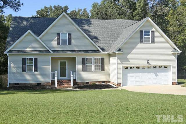 7340 Shady Stroll Lane, Willow Spring(s), NC 27592 (#2214170) :: Rachel Kendall Team