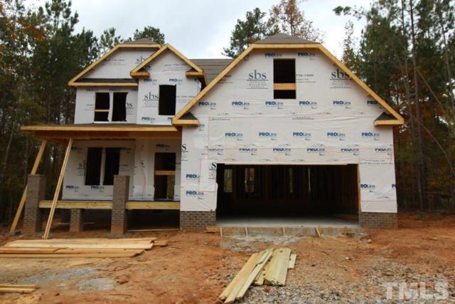 405 Blue Heron Drive, Youngsville, NC 27596 (#2214233) :: The Perry Group